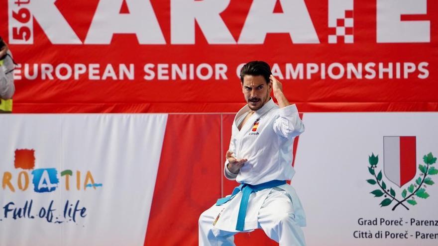 Damián Quintero luchará por el oro en el Europeo de Croacia