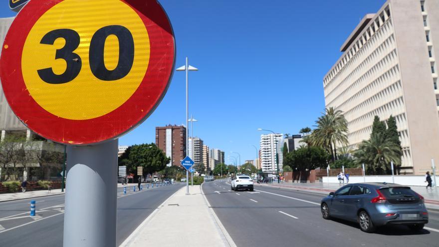 Málaga, Marbella o Torremolinos, entre los municipios con mayor accidentabilidad en tramos urbanos
