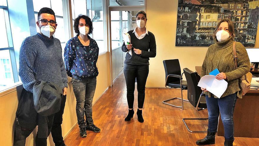 BNG y Avante! rechazan entrar en el gobierno de Cangas pero se ofrecen para acuerdos puntuales