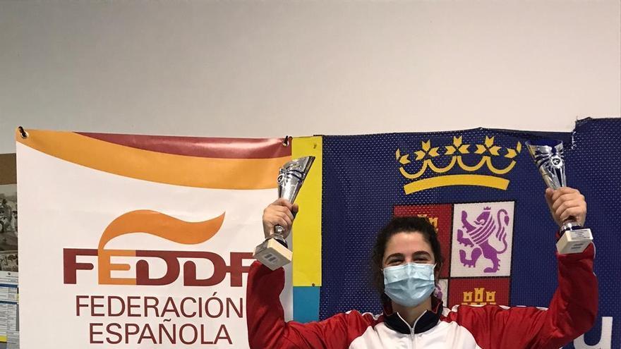 """Judith Rodríguez: """"Me encantó volver a sentir de nuevo esa tensión de la competición"""""""