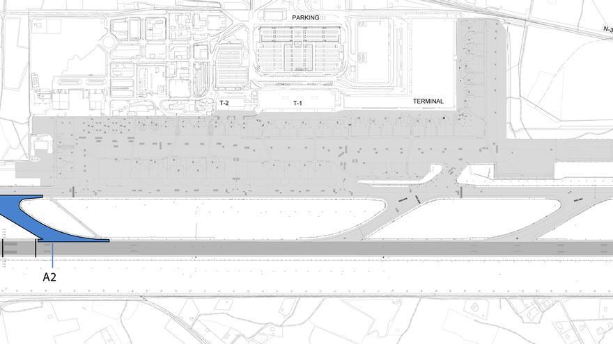 Así será el nuevo aspecto del aeropuerto Alicante-Elche