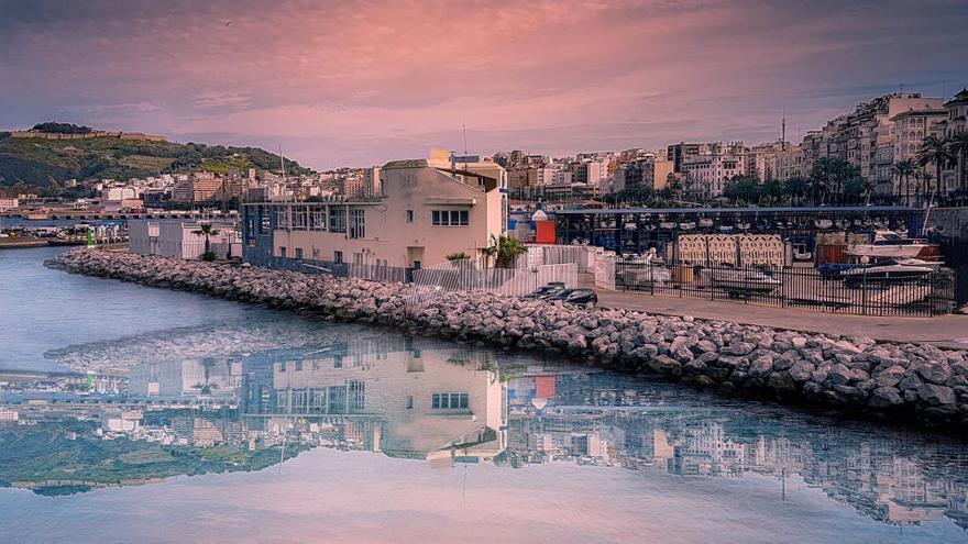 Ceuta sufre un apagón total de luz durante más de una hora