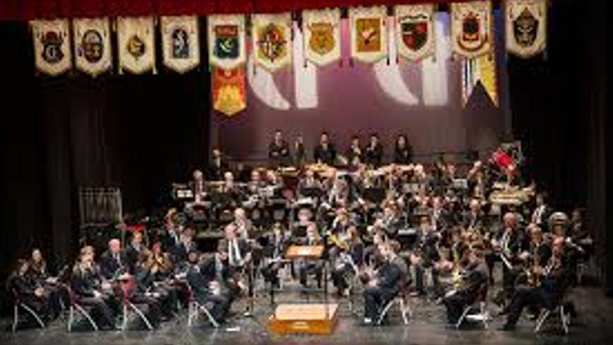 Concierto Música Festera