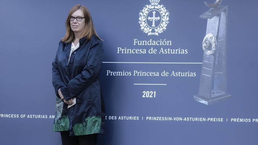 """Gaitas para otra """"magnífica"""" y  más invitados de los Premios Princesa"""