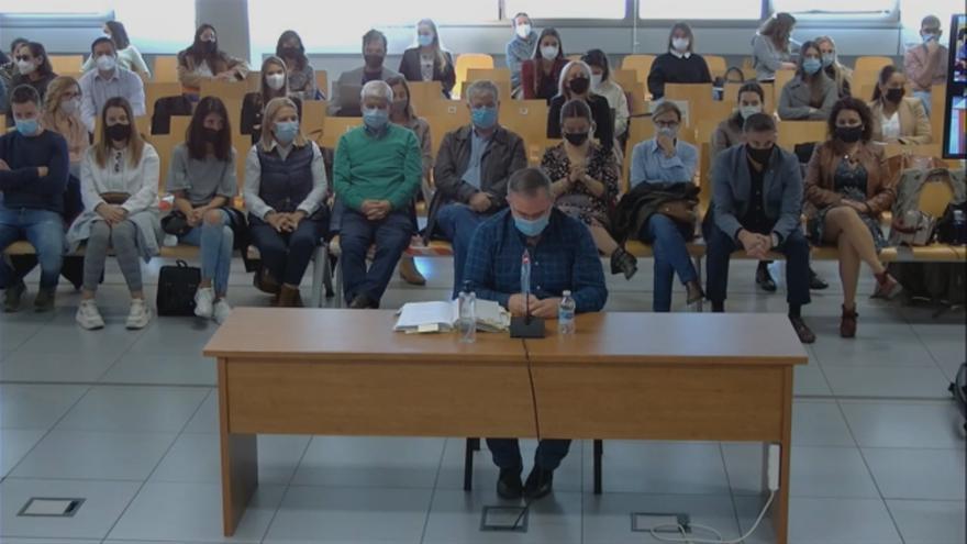 Juicio del Caso Maje: Salva no es capaz de relatar el crimen