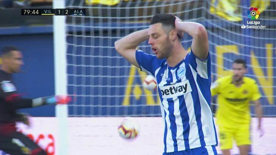 El Alavés hunde al Villarreal y está en puestos de Champions