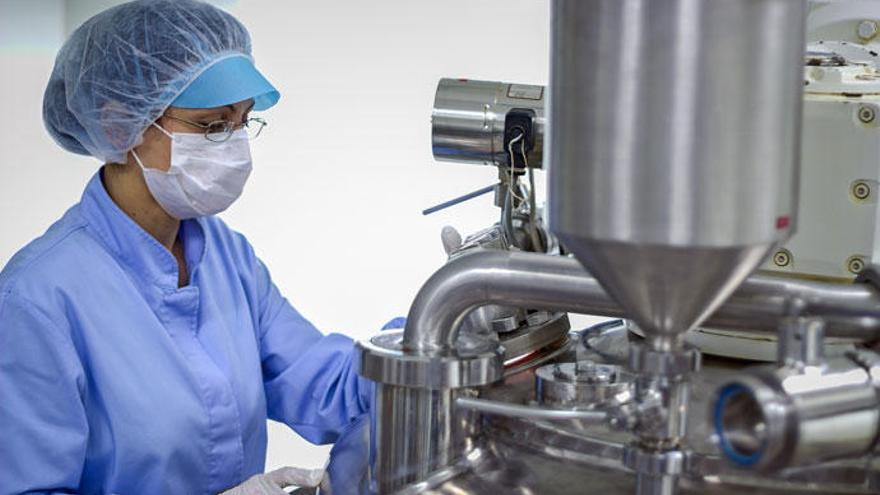 La industria farmacéutica no descansa