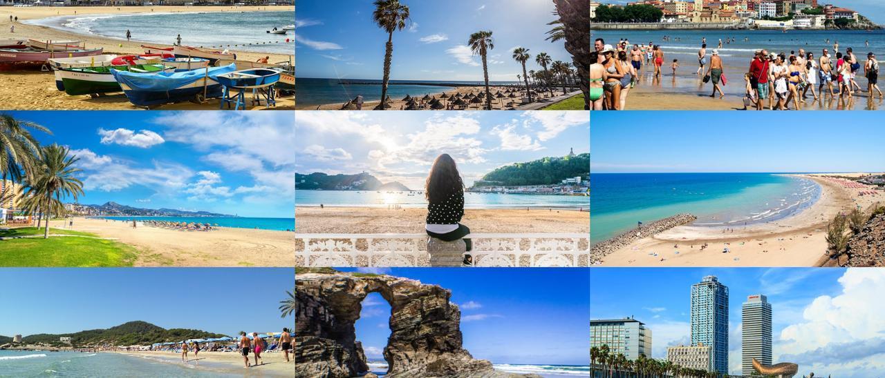 Las playas más 'instagrameadas' de España