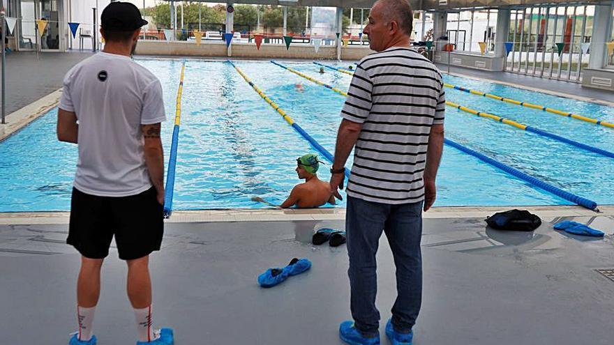 El NiE Gandia aboga por reabrir las piscinas y reanudar los entrenamientos