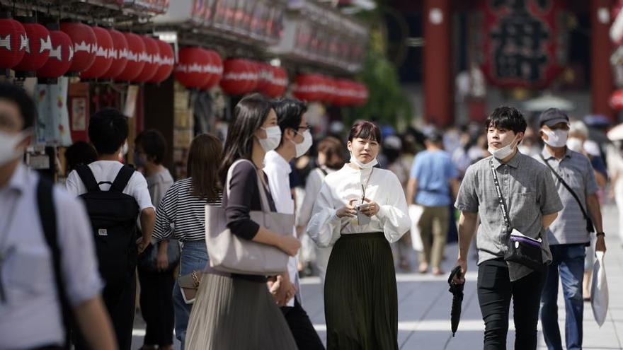 Tokio bate récord con 224 casos de coronavirus en un día