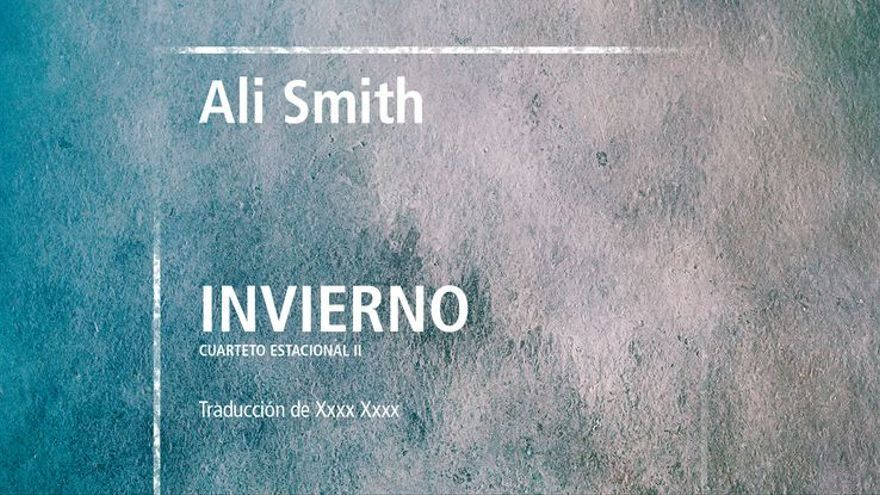 Invierno, segunda  gran estación de Ali Smith