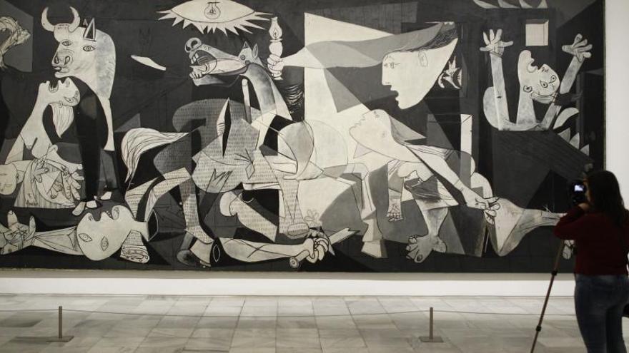L'ONU es disculpa per haver atribuït les «atrocitats» dibuixades per Picasso al Guernica a la República