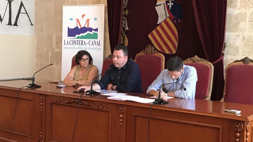 El PSPV elige a Mª José Tortosa para presidir la Mancomunitat de la Costera
