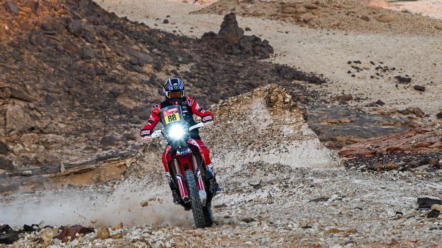 Barreda afronta la segunda semana del Dakar con muchas opciones
