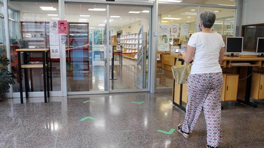 El plan de choque de la Universidad de Vigo: PCR con saliva a todo el personal y 200 controles semanales