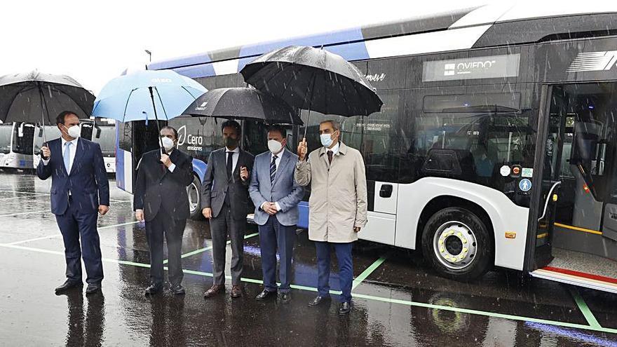 TUA comienza su transición hacia el bus eléctrico con la adquisición de 19 vehículos