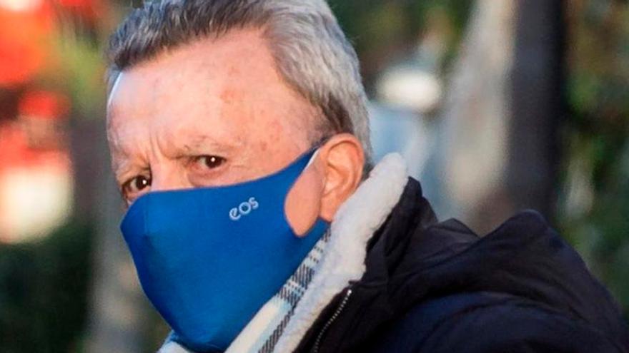 Preocupación por la salud de José Ortega Cano, que ha acudido al hospital