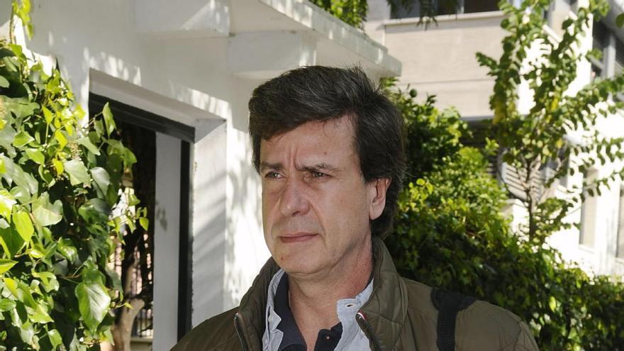 Cayetano Martínez de Irujo, este jueves en la UMU