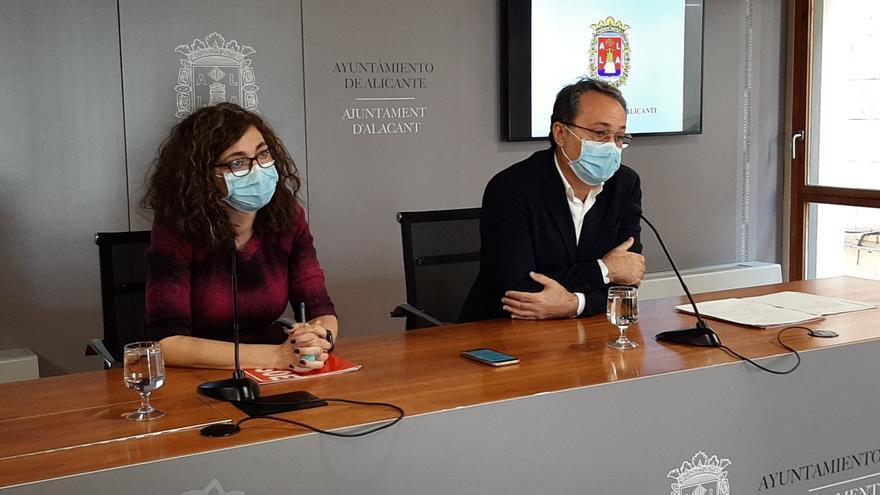 Catarata de preguntas del PSOE al bipartito sobre estado de la ciudad y los retos para 2021