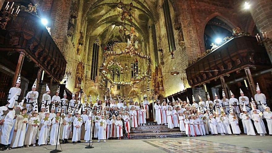 El concierto de Santa Lucía se celebra el jueves en la Catedral