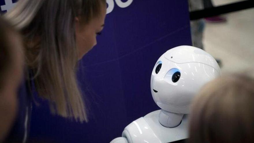 La mirada de un robot nos emociona tanto como la humana