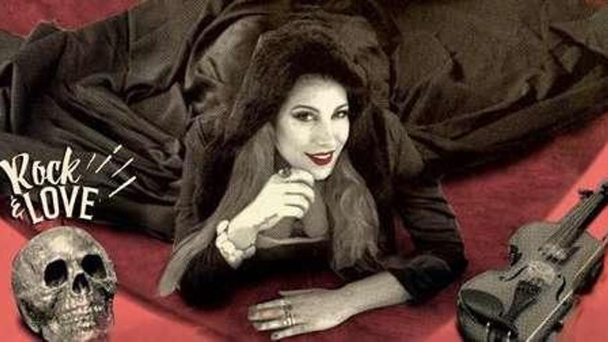 Patricia Moon presenta su tercer disco en el Garufa Club