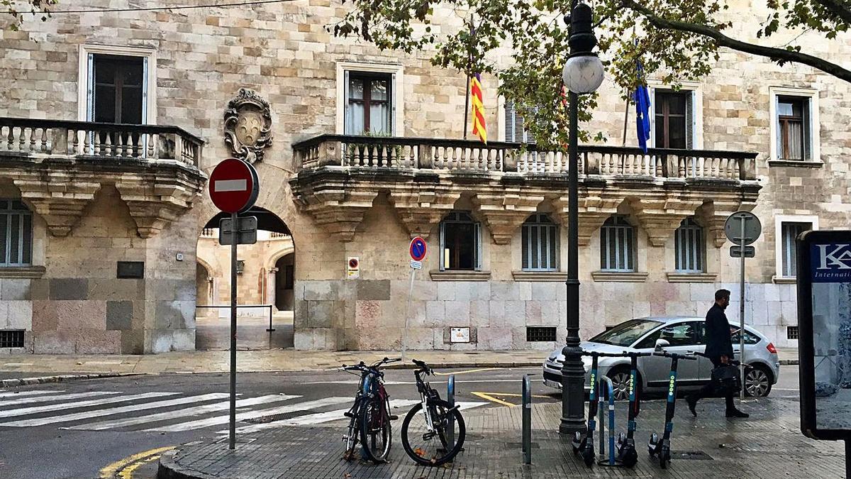 El juicio se celebró ayer por la mañana en la Audiencia Provincial de Palma.