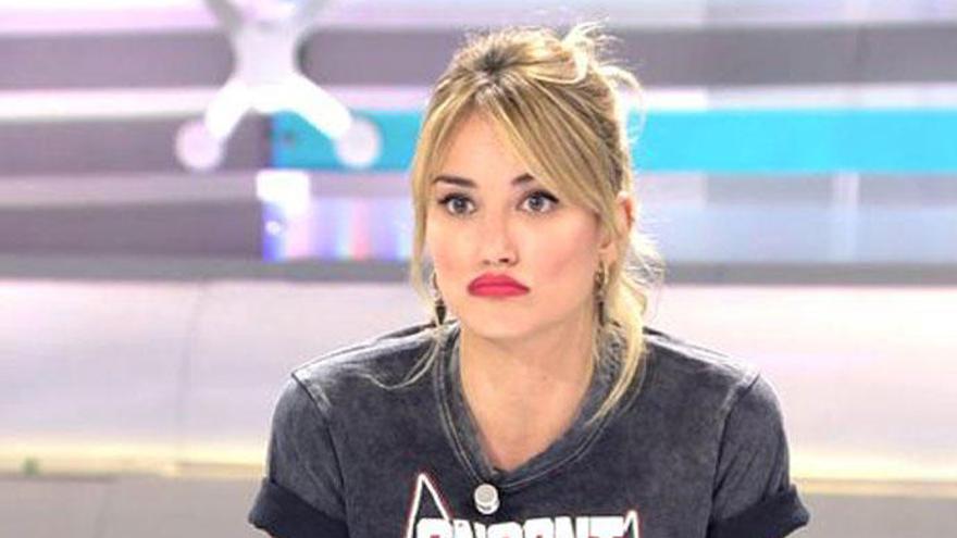 Telecinco despide a Alba Carrillo tras las duras críticas de su madre a Paolo Vasile