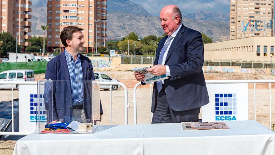Al Alfia tomará el control total de Ecisa tras comprar las acciones de la familia Peláez