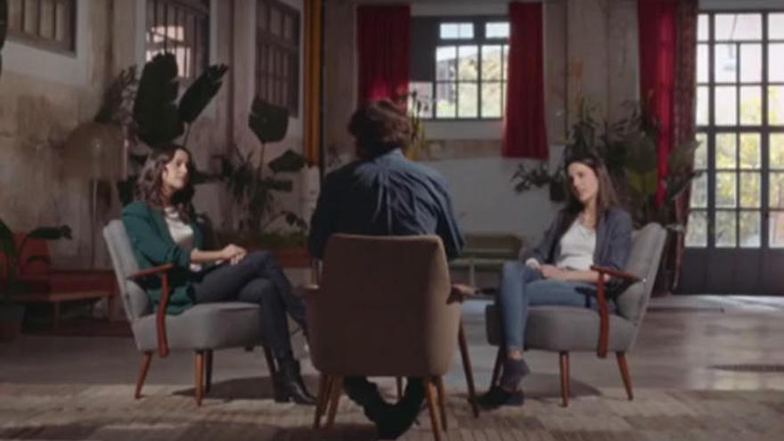 'Salvados': El momento más tenso entre Inés Arrimadas e Irene Montero