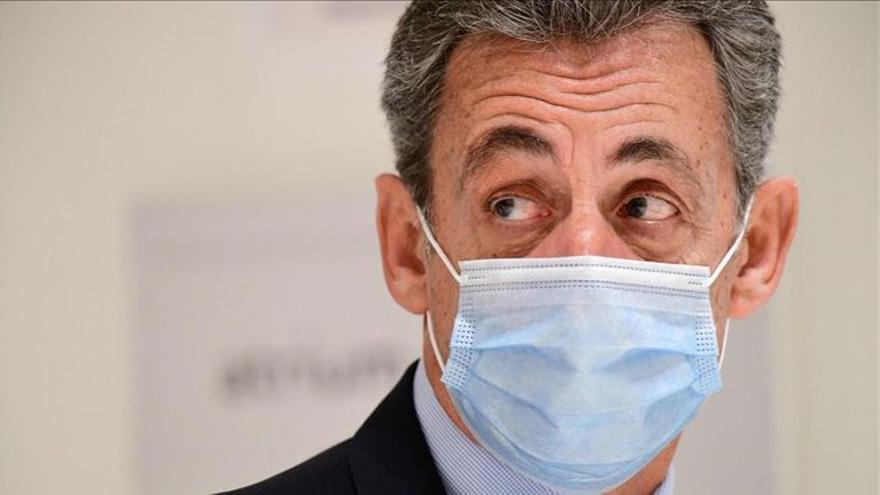 Sarkozy, un invitado peculiar en la convención del PP