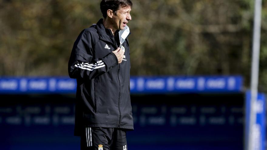 """Ziganda se moja sobre su futuro en el Oviedo: """"Ya decidiré"""""""