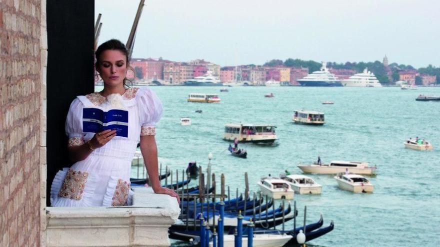 Coco Chanel: versos en Venecia