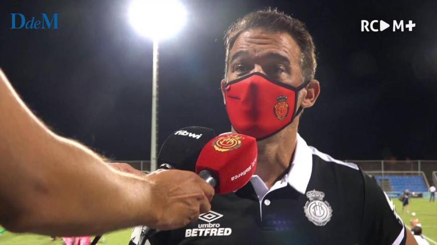 """Luis García: """"Nos ha faltado jugadores de refresco"""""""