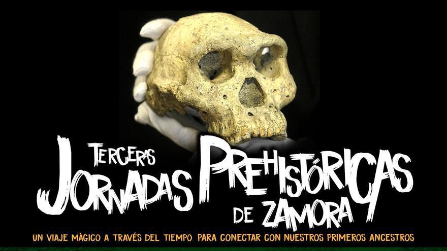 III Jornadas Prehistóricas de Zamora - El guardián de la cueva