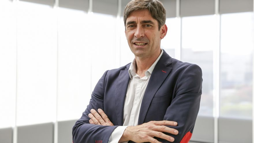 Andrés Sánchez, nuevo gerente general de Prensa Ibérica para la Comunidad Valenciana, Baleares, Murcia y Andalucía
