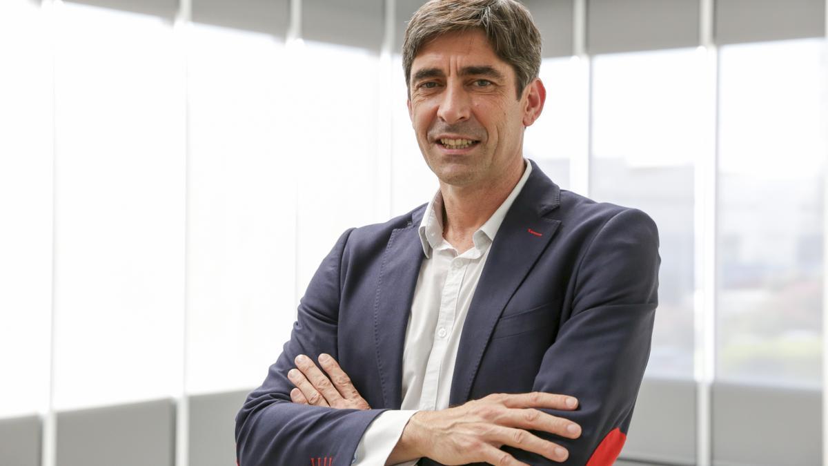 Andrés Sánchez, nuevo gerente.