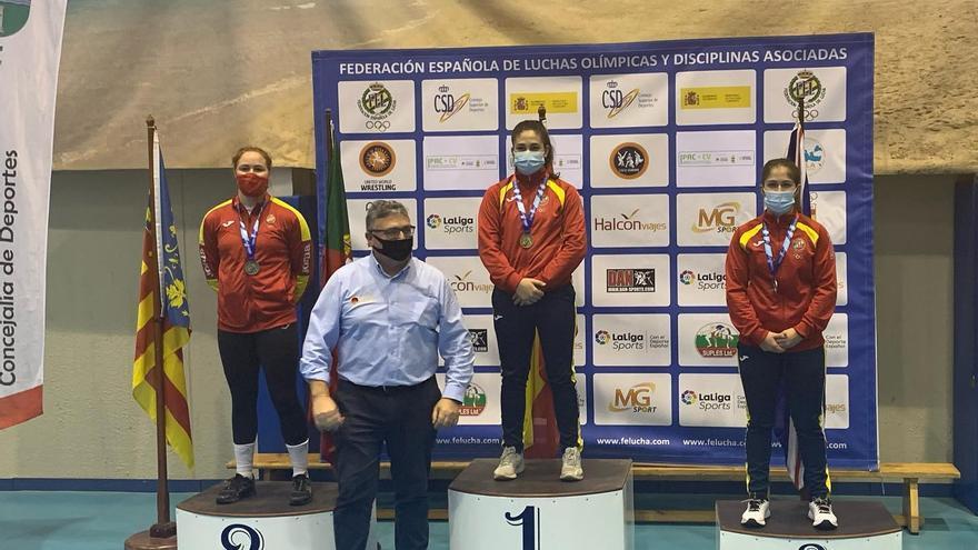 Nerea Pampín y Santiago Sánchez suben al podio del Torneo Internacional Jóvenes Promesas