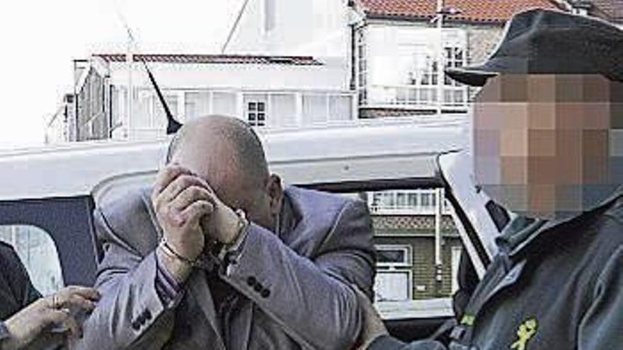Detienen a un vecino de Lalín por un supuesto delito de corrupción de menores