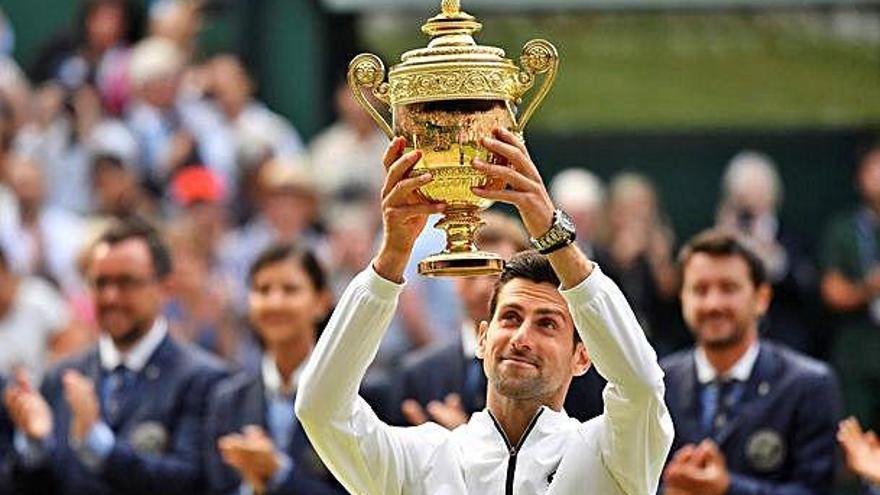 Djokovic tomba Federer en una final èpica