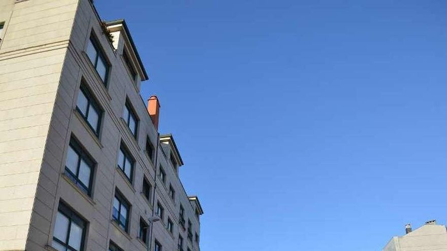 Las transacciones de vivienda siguen aumentando en Poio