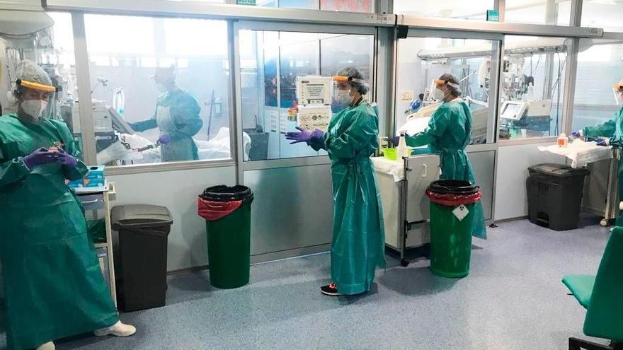 Málaga termina la semana sin ningún fallecido con coronavirus