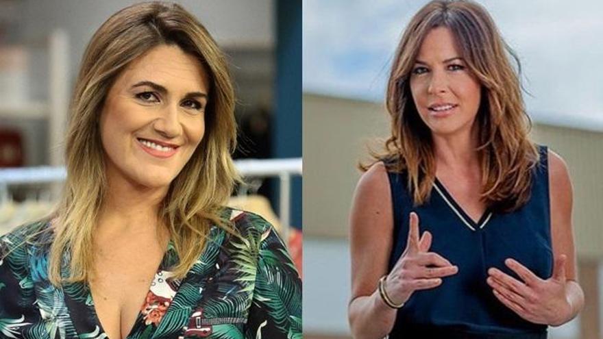 """Carlota Corredera le da una """"lección de periodismo"""" a Mamen Mendizábal"""