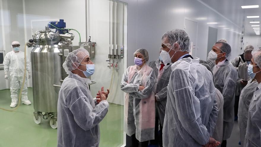 Hipra prevé iniciar en agosto la fase clínica de su vacuna contra la covid-19