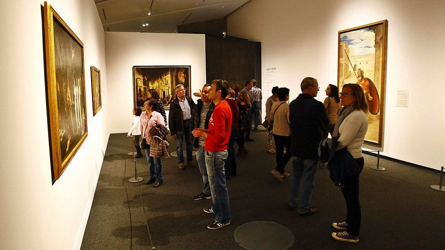 Los museos de Aragón cogen impulso tras un año al ralentí