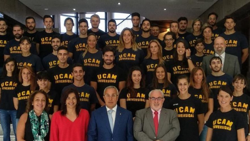La alianza UCAM-COE sigue dando sus frutos