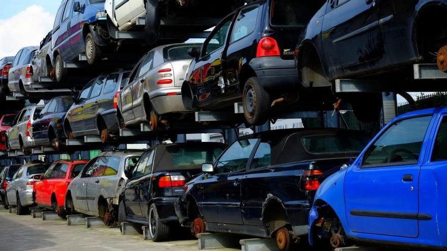 Las bajas temporales de los vehículos tendrán una duración máxima de un año