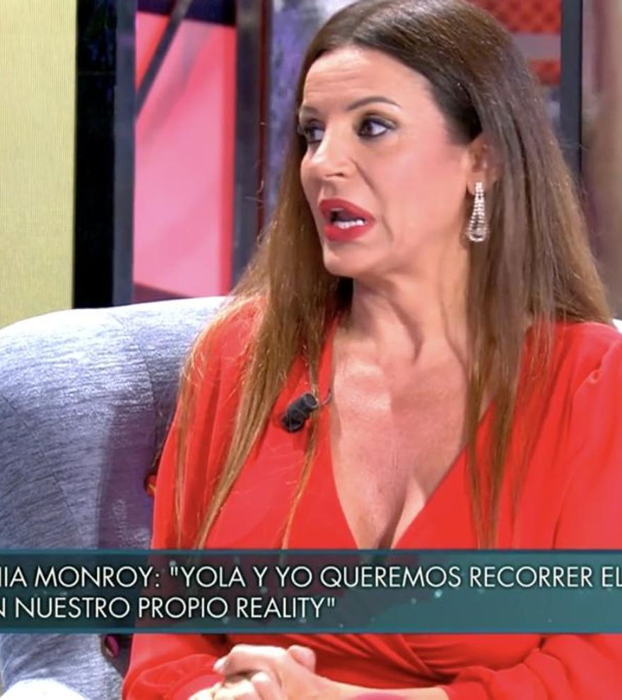 "Sonia Monroy vuelve al final del 'Deluxe' recordando su entrevista fatídica: ""Me pagasteis 300 euros"""