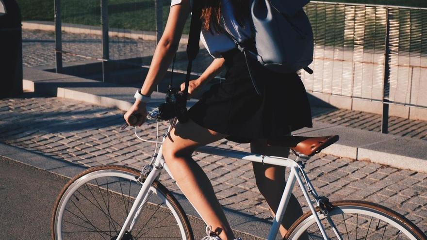 Los españoles optan cada vez más por la bicicleta