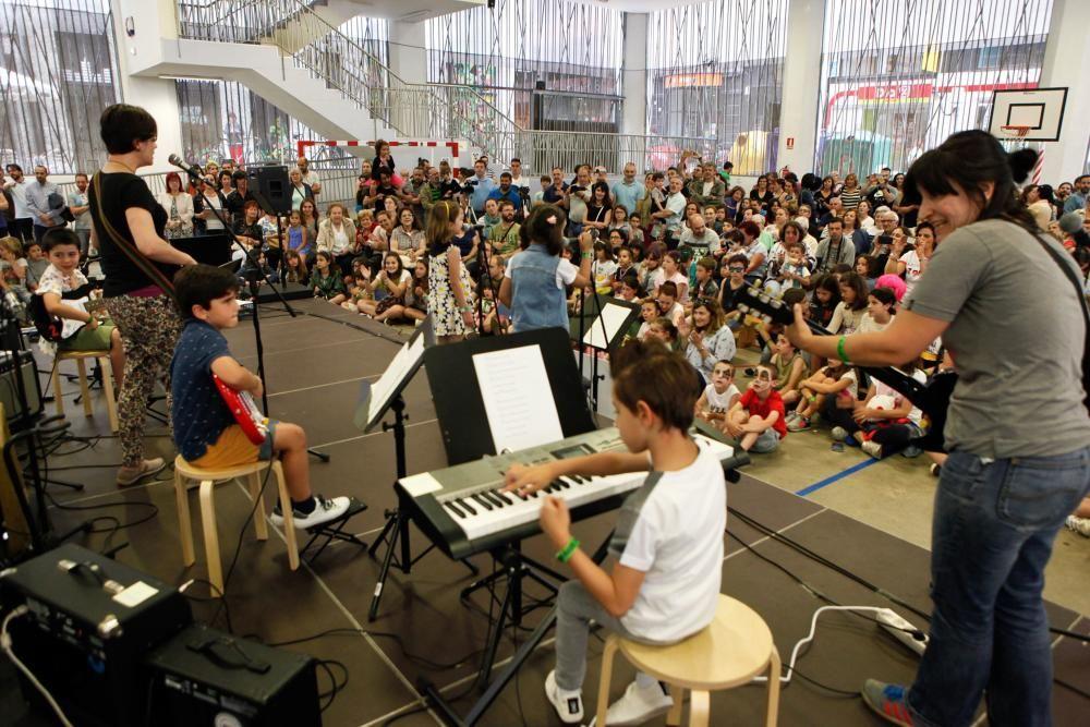Festival Sonidópolis en Gijón